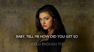Maroon 5 - Cold ft. Future (Lyrics) Conor Maynard Version
