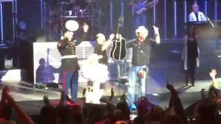 Toby Keith Live - Courtesy of the Red, White, and Blue (The Angry American)