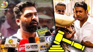 Simbu Sends Court Notice to Vishal & Producer Council | Hot Tamil Cinema News