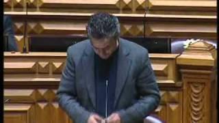 José Luís Ferreira - prestações sociais