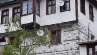 Shiroka laka village in Bulgaria