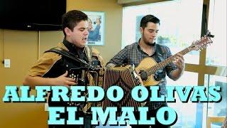 ALFREDO OLIVAS - EL MALO (Versión Pepe's Office)