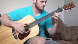 You Know You Like It - DJ Snake/AlunaGeorge - Acoustic Fingerstyle Guitar Cover [with TABS]