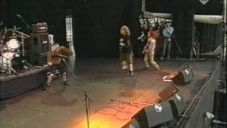 Even Flow - Pearl Jam - Live In Pinkpop 1992 HD