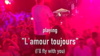 L'Amour Toujours @Papeete Beach: Relight Orchestra live 2016