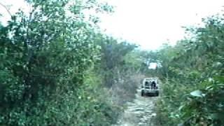 trilha de gaiola 01 e 02 no sertão pernanbucano