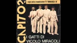 I Gatti di Vicolo Miracoli - Capito?