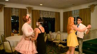 """Let it Go"" Waltz at HanadokiCon 2016 Formal Dance"