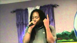 Kamo Performing ''ANGEL'' Live At Living Waters