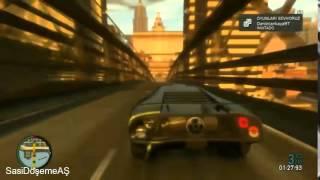 Oğuz Sasi - GTA 4 Yarışta Çıldırış Anları