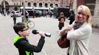 12-jarige vraagt aandacht voor Fashion Revolution Day 2016