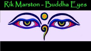 "Rik Marston ""Buddha Eyes"" Ambient Chill Zen New Age Reiki Synthesizer Music"