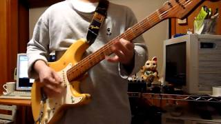 YMO RYDEENをギターインストにしてみた(COVER)