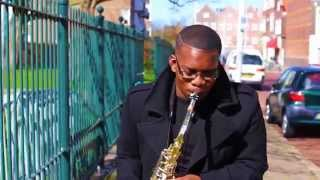 My God is awesome   Charles Jenkins Saxophone Cover BenjiSaxHD!! width=