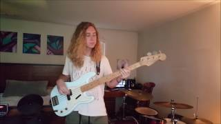 Paramore - Idle Worship Bass Cover