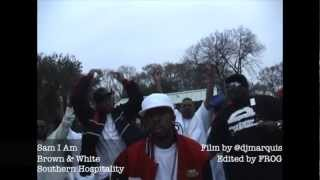 SAM I AM BROWN WHITE:ROLLIN DJ MARQUIS