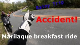 3 musketeers @ Marilaque breakfast Ride | Kawasaki Ninja 400 | Frozenice Motovlog