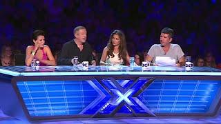JUDGES BIG SURPRISE! Contestant Gets Over Excited During Shock Audition! | X Factor Global