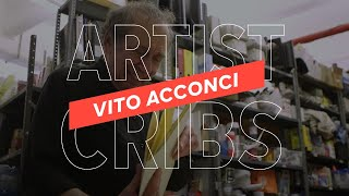 Artist Cribs: Vito Acconci's Brooklyn Studio | SFMOMA Shorts