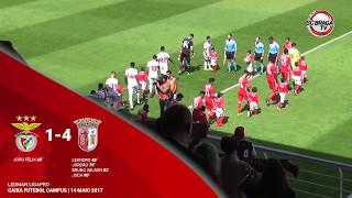 SL Benfica B 1-4 SC Braga B