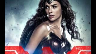 Wonder Woman Batman VS Superman  -  Theme cover