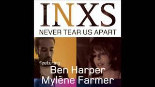 Mylène Farmer, Ben Harper & INXS : Never Tear Us Apart