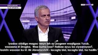 Mourinho on buying Drogba: