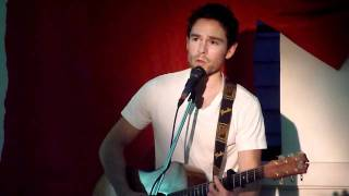 Mark Wilkinson- Hey Baby  Live @ Cafe Church Sydney