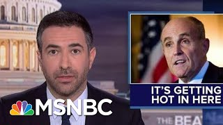 'What's That? Facts': How Receipts May Haunt Trump In Impeachment Probe | MSNBC