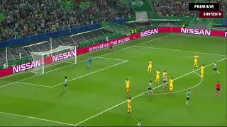 Juventus 1 vs 1 Sporting Lisbon UEFA Champions League 2017-18 ~ Highlights & goals