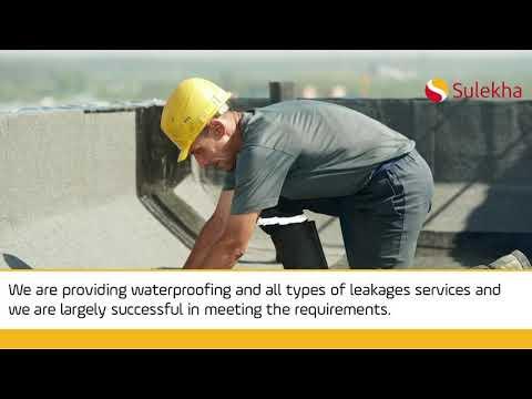 Top 10 Waterproofing Contractors in Bangalore, Solutions