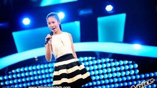 The Voice Kids Thailand - เบนซ์ - Emotion - 1 Feb 2015
