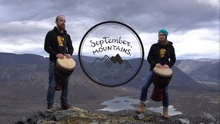 DrumTamTam - September. Mountains (drum, percussion, djembe, doumbek)