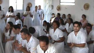 Incorporação Cabocla Jurema   Festa de Preto Velho