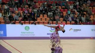 Filiou Varvara (GRE) ball Grand Prix Moscow 2015 All-around
