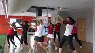 """""""Chiki""""- Dj MAM'S Zumba® Routine (Crohn's & Colitis awareness video)"""