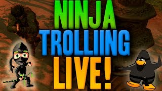 Call of Duty Ninja Trolling LIVE! with Epic Ending!