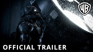 Batman v Superman: Dawn Of Justice – Official Trailer 2 - Official Warner Bros. UK