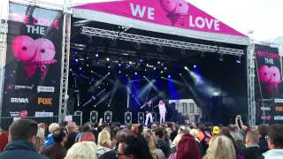Bad Boys Blue - I Totally Miss You LIVE @ We Love The 90's Helsinki 2014