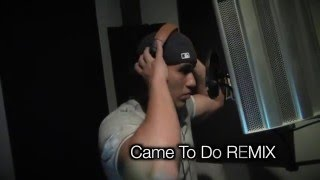Came To Do - Chris Brown Feat. Akon [ D'Amante REMIX / COVER ]