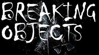 Breaking Objects Sound Effects / Background Audio│V.12