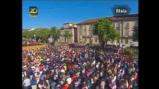 Emanuel - Dança da paixão (São João - Braga)