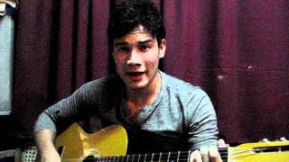 AXEL te voy amar cover guitarra