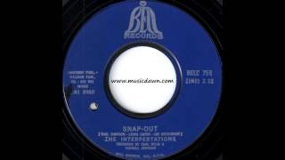 The Interpertations - Snap-Out [Bell] 1969 Philly Deep Funk 45