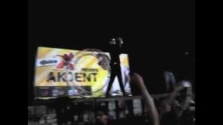 Akcent- Kamelia Live in Islamabad Pakistan