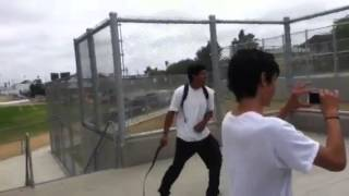 Mexican belt fight
