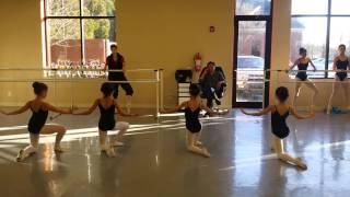 Star n strips ballet