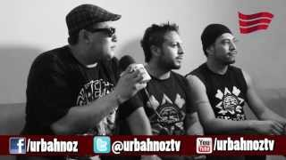 Entrevista con JETIZ - Urbahnoz TV