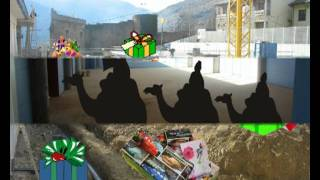 Bon Nadal. Àngel Serafí Casanovas 2011.