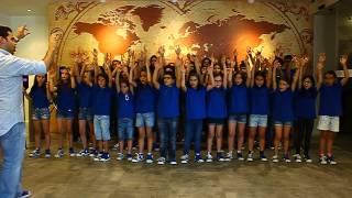 """""""O Conquistador"""" (Da Vinci) pelo Coro Infanto-Juvenil VOX VISIO, de Viseu."""